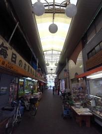 周辺環境(商店街)①