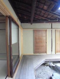 入口&縁側(A)