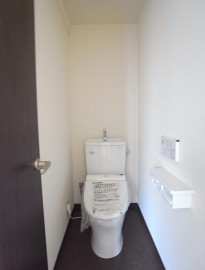 共用トイレ①
